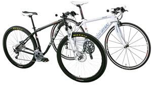 自転車の 通勤用自転車 おすすめ クロスバイク : 通勤用自転車の選び方の ...